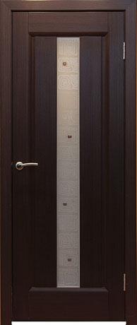 Дверь ПРИМА остекленная